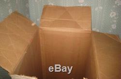 Vintage Empire 46 Santa Claus Blow Mold with Box