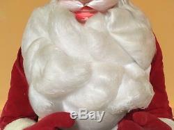 Vintage Harold Gale 46 Santa Claus Department Store Christmas Display