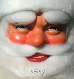 Vintage Harold Gale, Mechanical Santa Claus, Store Display, All Original
