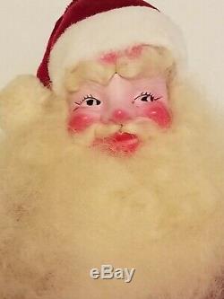 Vintage Harold Gayle Santa Claus Doll Collectible Old Decor