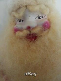 Vintage Pink 15 Santa Claus Harold Gale Doll